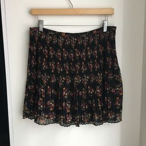 Madewell Mini Skirt Sz 6